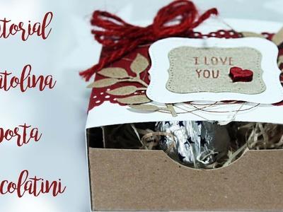 Tutorial scatolina San Valentino