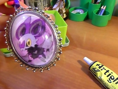 POKEMON Collana NOIBAT diy tutorial By Lara e Babou