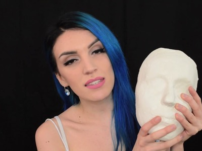 Come creare un FACE CASTING. How to create a face casting - Sfx n.4