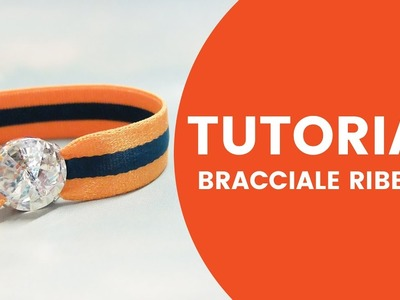 Video Tutorial Dooitu DIY | Bracciale Ribbon Swarovski