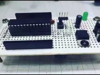Arduino WalDuino III - Arduino StandAlone (Maker) DIY