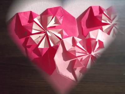 Come fare un ORIGAMI: Come fare un origami a forma di cuore.