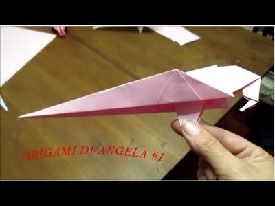 Origami:Il pappagallo#1