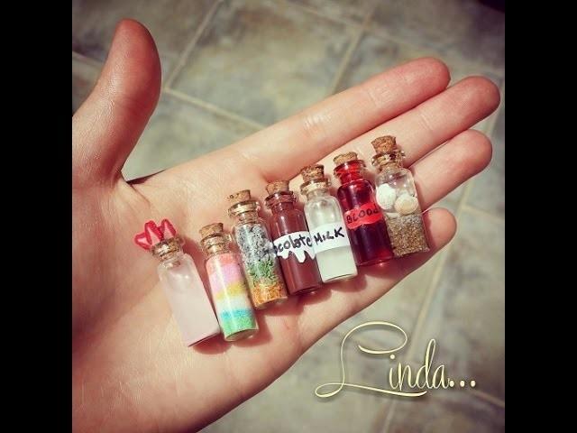 Decoriamo le bottigliette!!!