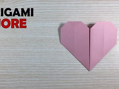Origami: Cuore Semplice