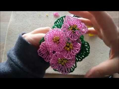 DIY - Come fare la primula - Beaded Primrose