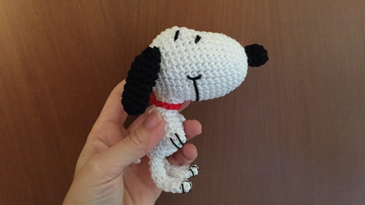 Amigurumi Tutorial Snoopy : Snoopy amigurumi tutorial my crafts and diy projects