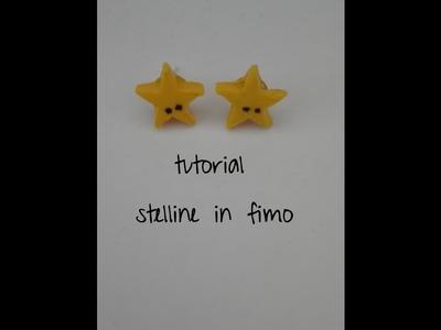 Fimo tutorial creazione stellina