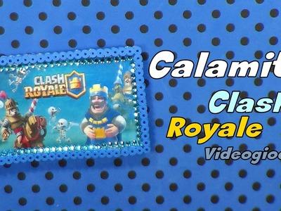 Calamita Clash Royale Videogioco hama beads-pyssla ||kamipucca||