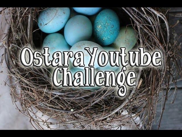 ✿ Ostara Youtube Challenge✿ Un lavoro Magico || RAMO D'ARGENTO (WITCH-CRAFT)
