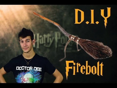 DIY-HARRY POTTER creare una FIREBOLT