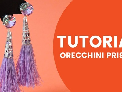 Video Tutorial Dooitu DIY | Orecchini Prisma