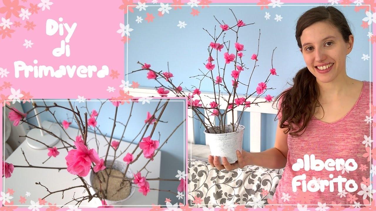 Diy di di fiorito - Decorazioni primavera ...