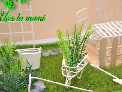 Tutorial Miniature Garden con la serra SOCKER di IKEA