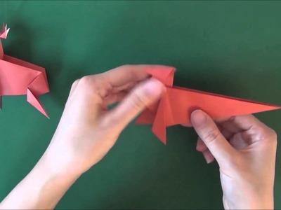 Natale Renna Origami di Natale - renna - origami